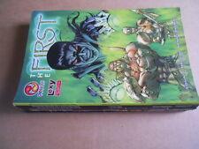 Collezione THE FIRST 1-8 Completa Crossgen Comics Levy  [G466]