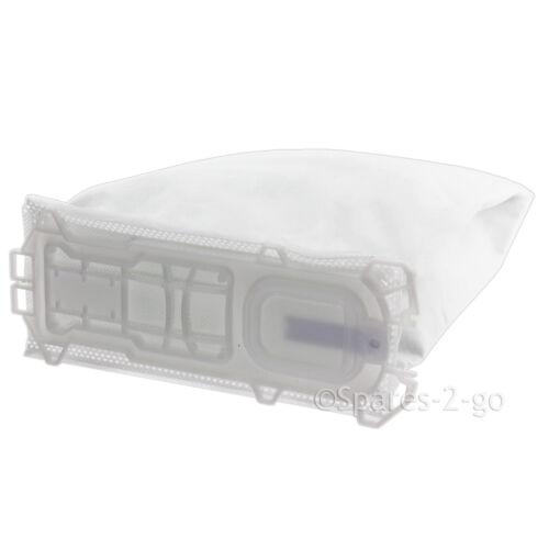 5 Bags /& Pre Post Motor Filter Kit VORWERK KOBOLD VK135 VK136 Hoover Vacuum