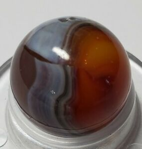 Very-Rare-and-Hard-to-Find-HTF-Vintage-Vitro-Agate-Exotic-Conquer-Marble-60-In
