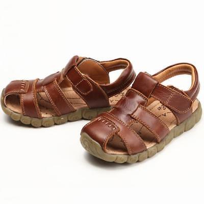 Children Summer Hollow Out Soft Sandals Kids Girls Boys Beach Shoes Slippers