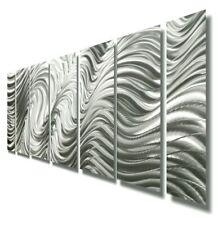 """Metal Wall Art  ULTRA MODERN 68""""×24""""  Contemporary Art Original Signed Jon Allen"""