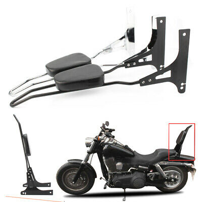 Detachable Chrome Backrest Sissy Bar for Dyna FXD FXDB FXDC FXDL FXDWG FXDSE