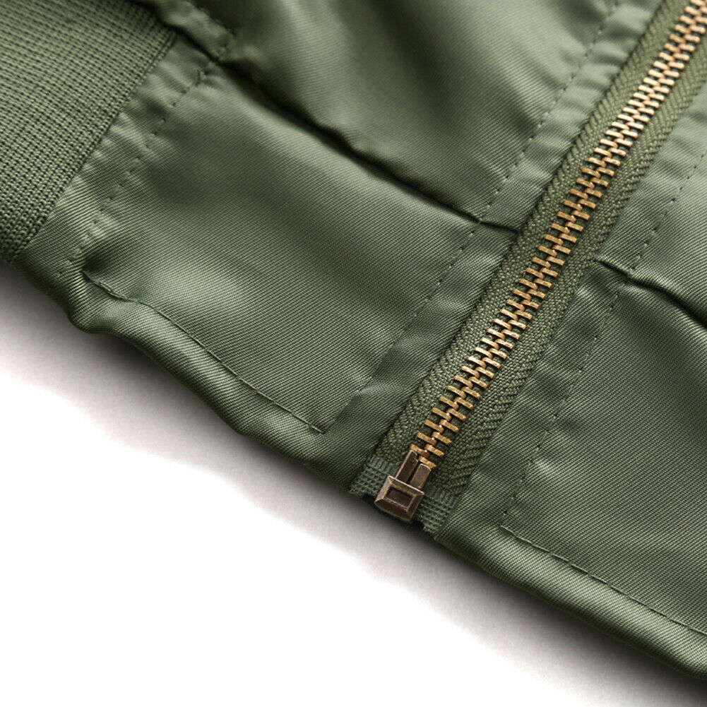 Fall-Winter Mens Slim Lightweight Jacket New