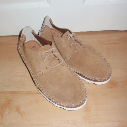 9 Eu G Reino Boots para Dakin 5 44 Suede Clarks Unido Bnib Top Tamaño Booted hombre B6aaPS