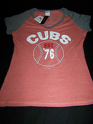 5th & Ocean Women's Chicago Cubs Shirt NWT Medium