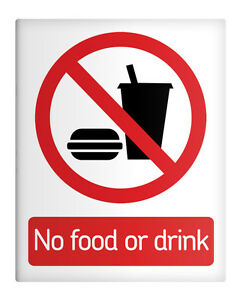 "NO Smoking 8x10/"" Metal Sign Safety Premises Business Premises Park Facility #121"