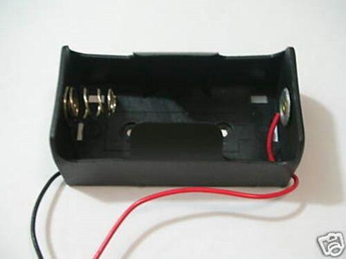 1x D Battery 1.5V DC Power Supply Holder Case Box
