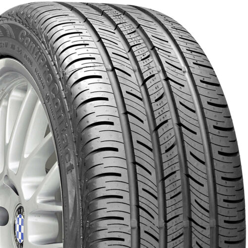 2 NEW P235//65-17 CONTINENTAL PRO CONTACT 65R R17 TIRES