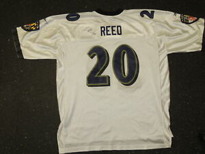 07a37db1442 Baltimore Ravens Ed Reed Signed Jersey now in Hall of Fame  20