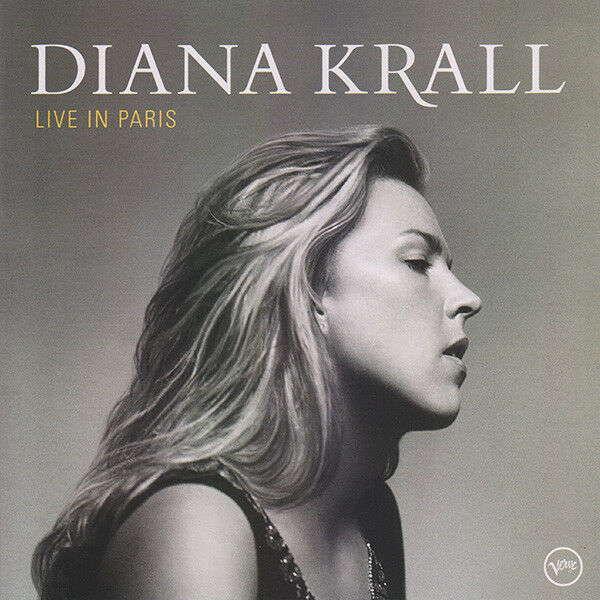Diana Krall ‎- Live In Paris / Verve Records CD 2002 ‎