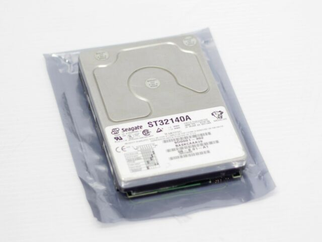 """SEAGATE ST32140A, 2.1GB, IDE HARD DISK DRIVE, 3.5"""", NO BAD's - WORKING 100%"""