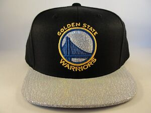 Image is loading Golden-State-Warriors-NBA-Mitchell-amp-Ness-Snapback- fe8499cc883