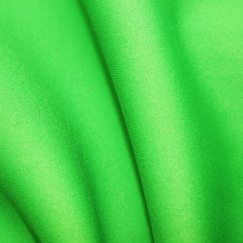 Neoprene Fabric BRIGHT GREEN 100/% Waterproof Wetsuit Material Free SAMPLES