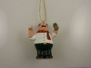 Peter-Griffin-Family-beer-Guy-Christmas-ornament-Kurt-S-Adler-xmas