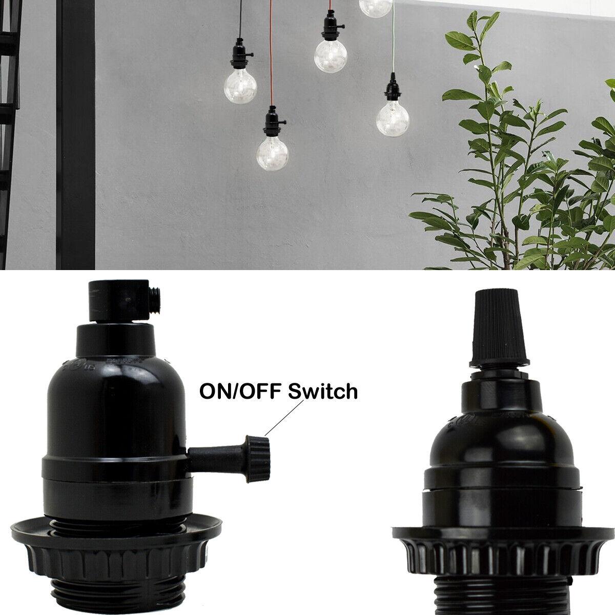 Fabriquer Une Lampe Style Industriel détails sur rétro industriel rétroéclairé ampoule de lampe support style  antique edison