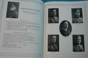 50% off processing 1922 US MILITARY ACADEMY YEARBOOK