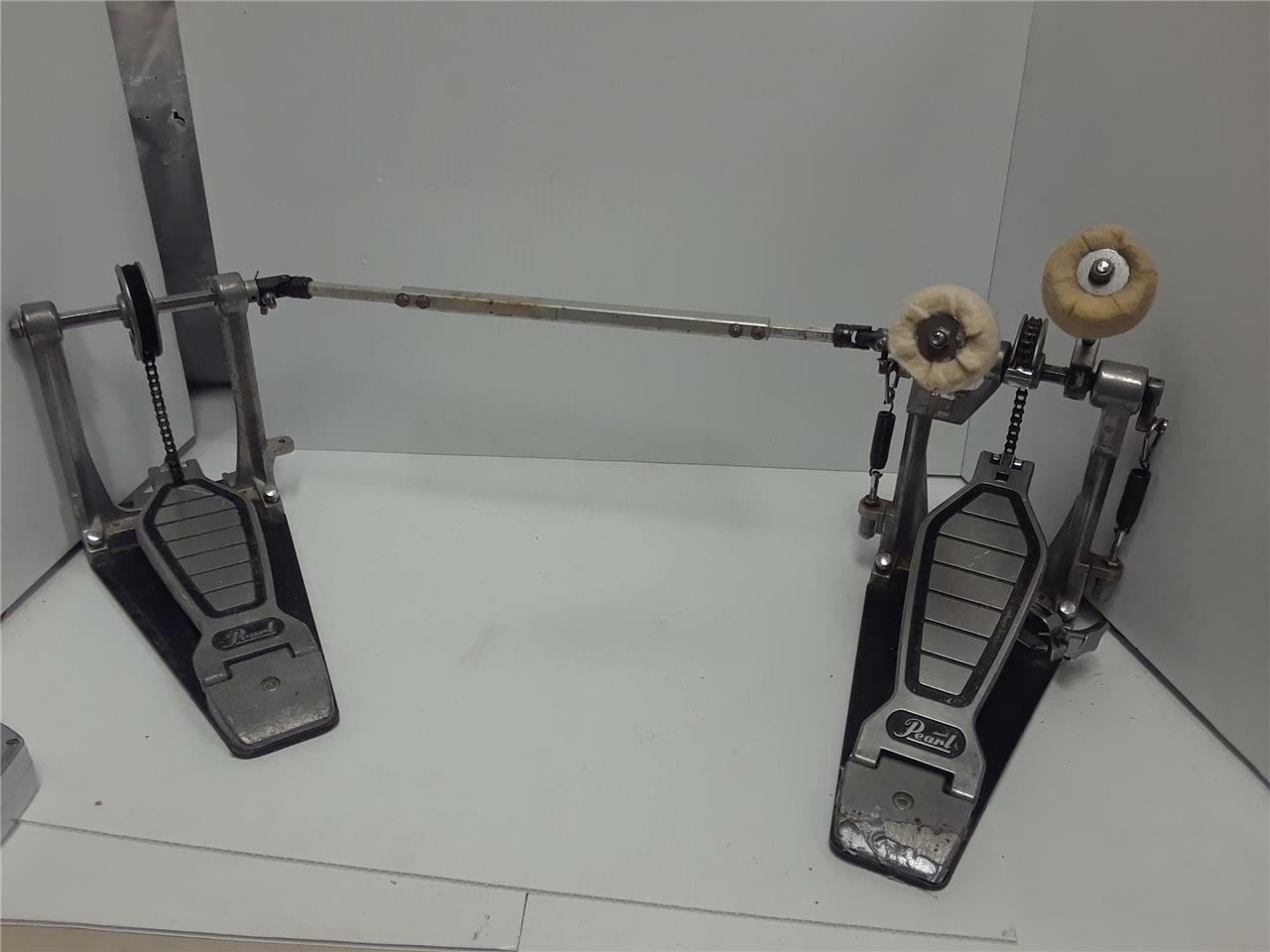 Pearl Double Bass Drum Pedals