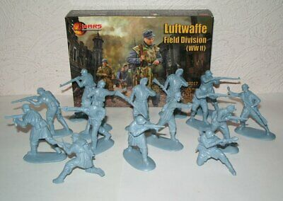 Neu Mars Figures MS32017-1:32 WWII Luftwaffe field division