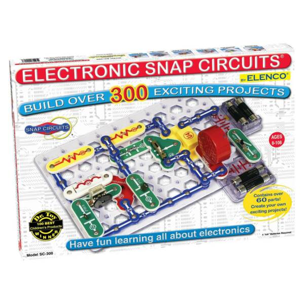 elenco snap circuits sc300 electronics kit for sale online ebay