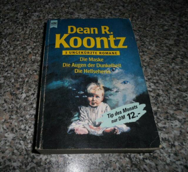 Die Augen Der Dunkelheit Dean R. Koontz