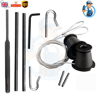 WESSEX Wickes ELLARD CONES CABLES Wires Garage Door Spare PARTS Repair Kit Tools