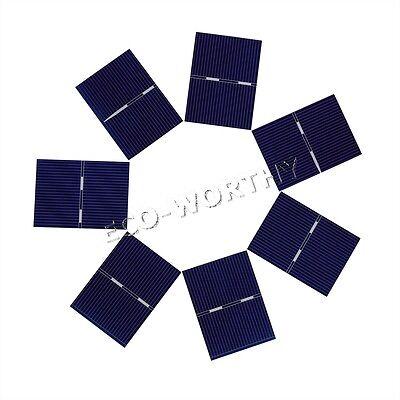 1x6 2x6 3x6 6x6 52x19 Multiple Sizes High Power Solar Cells for DIY Solar Panel