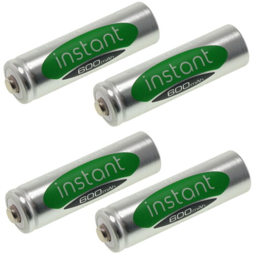 1.2V Aa 600mAh Nimh Ricaricabile Batterie Giardino Luci Solari