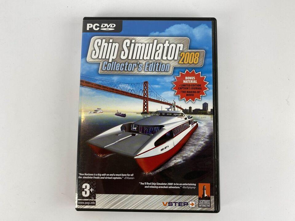 Ship Simulator, til pc, simulation