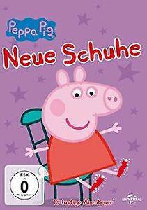Peppa-Pig-Neue-Schuhe-DVD-Zustand-gut