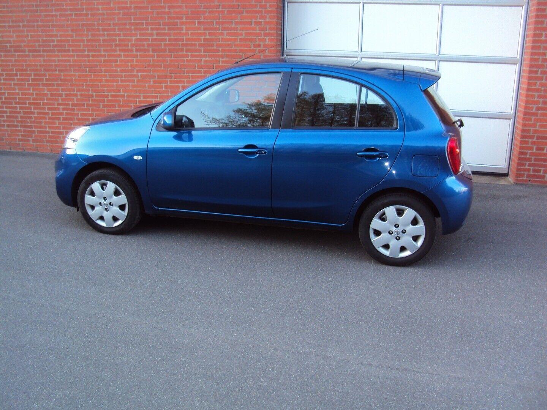 Nissan Micra 1,2 Acenta 5d - 69.900 kr.