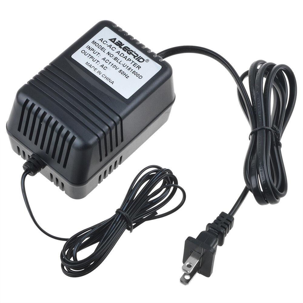 AC to AC Adapter for PreSonus Studio Channel Vaccum Tube Channel Strip Power PSU