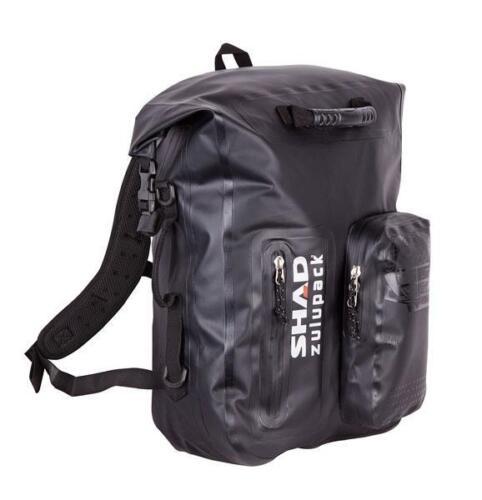 SHAD Zulupack 35L Rear Bag BackPack Motorbike Waterproof Motorcycle LSW035