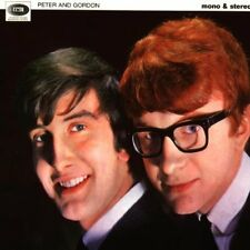 PETER AND GORDON - PETER AND GORDON   MONO & STEREO   CD  1999  EMI  DIGIPACK