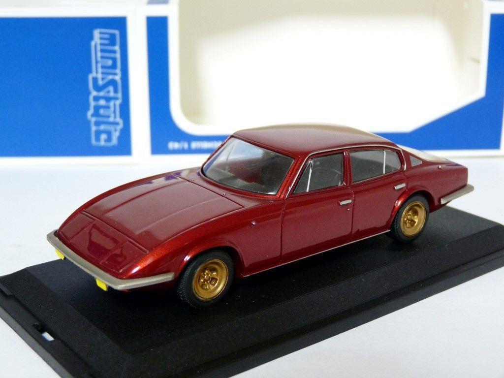 Ministyle 1 43 Monica Berline Handmade Resin Model Car