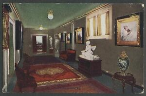 Louisville-KY-c-1908-10-Postcard-THE-SEELBACH-HOTEL-RECEPTION-HALL-Interior