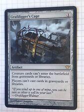 Mtg Magic the Gathering Dark Ascension Grafdigger's Cage