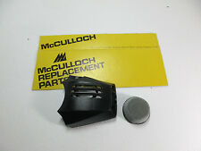 McCulloch Mini Mac 25 30 35 110 120 130 Chainsaw Air Filter & Cover Black