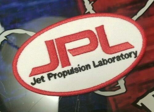 EMBROIDERED JPL JET PROPULSION LABORATORY PATCH