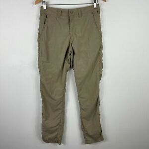 Kathmandu-Womens-Pants-XS-Extra-Small-Brown-Cargo-Pockets
