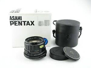 Asahi-Opt-Co-Super-Multi-Coated-Takumar-6x7-1-2-4-105-Objektiv-lens-in-Box