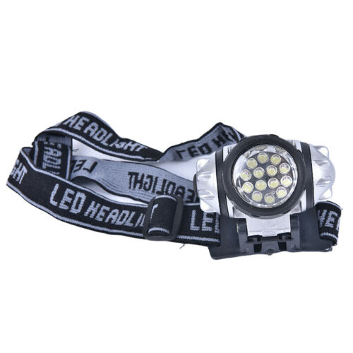 Headlight Flashlight Frontal Lantern Zoomable Head Torch Light Bike Riding La/_BE