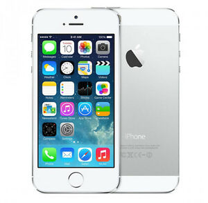 apple iphone 5s 64gb silber simlockfrei ohne vertrag. Black Bedroom Furniture Sets. Home Design Ideas