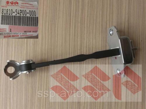 New Genuine Suzuki S-Cross Puerta Comprobar La Correa Stop 81810-54P00 ambos lado 15 />