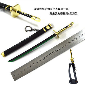 Cosplay-Owari-no-Seraph-Yuichiro-Hyakuya-Anime-Manga-Metall-Schwert-Set-L-22cm