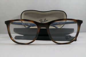 457f34369bd Image is loading Ray-Ban-Tortoise-Glasses-New-with-case-RB-