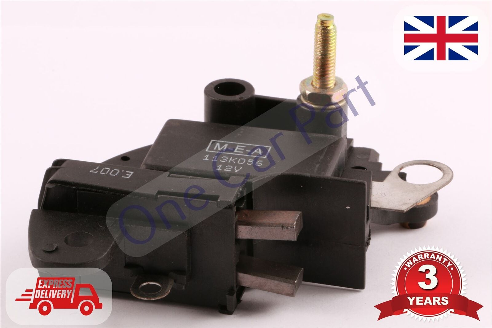 ALTERNATOR Regulator For MG MGF 1.8 ZR 105 ZR 160 1.8 ZS 110 1.6 Mini 1.3 IX121