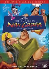 The Emperors New Groove (DVD, 2005)