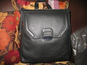NWT Kooba GLENDALE Leather Backpack BLACK (Not perfect) 77979520433 ... 6385b19b089e8