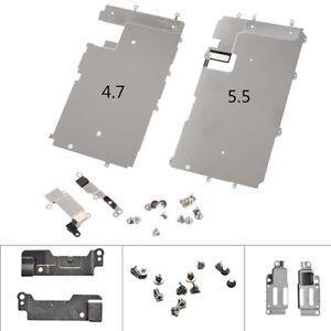 Recambio-para-Iphone-7-Plus-Pantalla-LCD-Metal-Trasero-Placa-Escudo-Ensamblaje