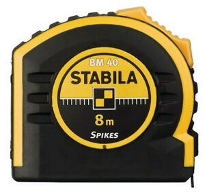 Stabila-17745-Carded-Bm-40-Double-Sided-Scale-8m-Measuring-Tape